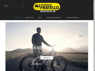 Les Vélos électriques de Fratello
