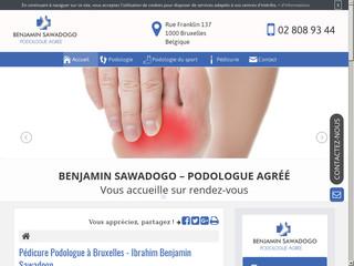 Des consultations en podologie à Bruxelles