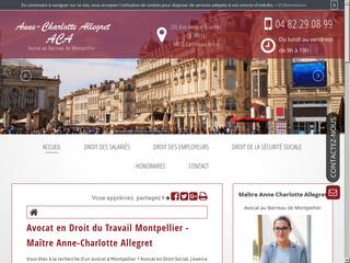 Cabinet d'avocat en droit du travail à Montpellier