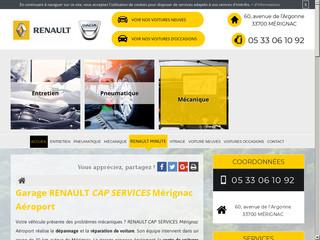 Entretien de votre auto à Mérignac
