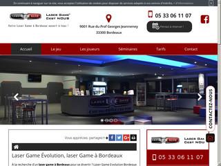 Laser game votre jeux de loisir à Bordeaux