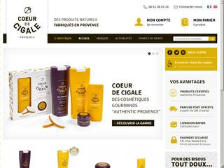 Produits naturels cosmétiques Français