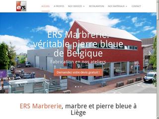 ERS Marbrerie : votre fabricant d'escaliers à Liège
