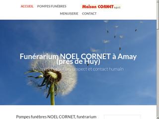 Un cas de décès à Amay? Funérarium Cornet!