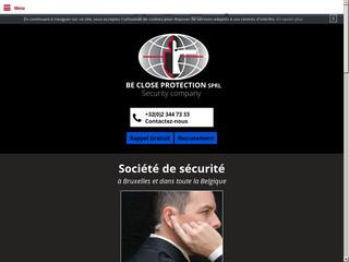 Entreprise de surveillance à Bruxelles et dans toute la Belgique