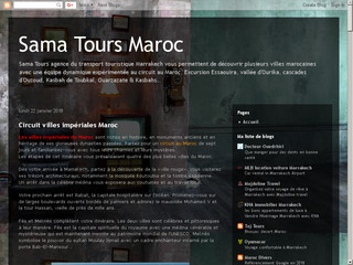 samatours Maroc