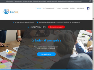 Bureau comptable Figesco à Verviers (Belgique)