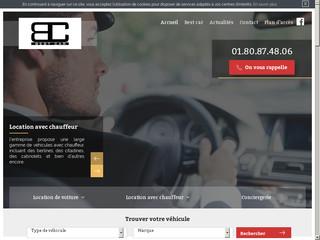 Location de voitures à Paris