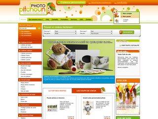 Cadeaux Personnalisés Photopitchoun
