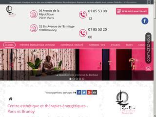 Institut de beauté O Zen Etre à Paris et Brunoy