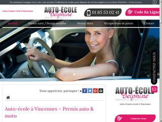 Formation au permis de conduire à Vincennes