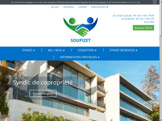 Soupizet Immobilier - Syndic de copropriété à Mantes-La-Jolie