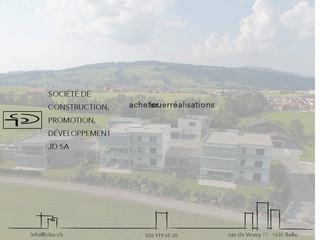 Société  JD SA, développement immobilier