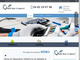 Vente et réparation mobile à Aix-en-Provence, Aix Stay Connect