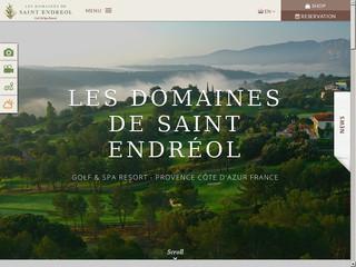 Location villa dans le Var - Golf Cote d'Azur