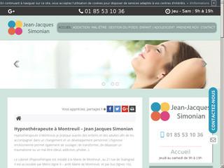 Hypnose pour l'arret du tabac à Montreuil