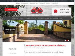 Entreprise Mugnier, rénovation de maison à Saint-Tropez