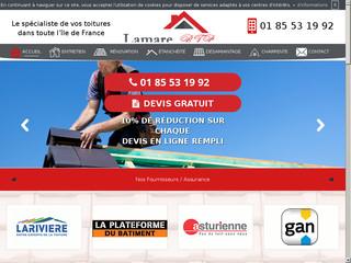 couvreur à Montfermeil et en Île-de-France, Lamare BTP