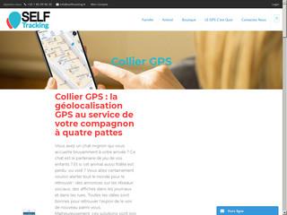 Collier GPS:la géolocalisation GPS
