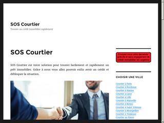 Courtier en crédit