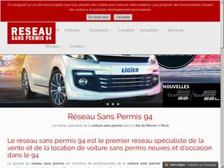 Concessionnaire de Voiturettes à Ivry-sur-Seine 94