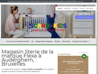 Scandi-Kids, spécialiste de meubles pour enfants - Bruxelles