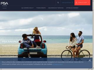 PSA Finance France
