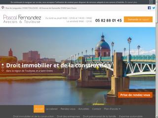 Avocat en droit immobilier à Saint Orens, Toulouse