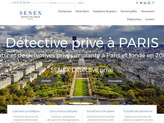 Agence de detective à Paris