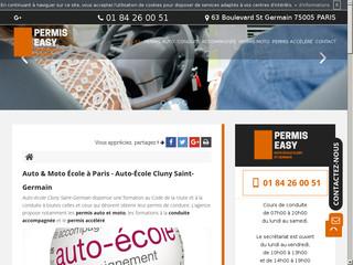 Auto et Moto École à Paris: Auto-École Cluny Saint-Germain