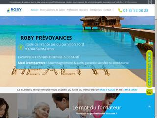 Roby Prévoyances: Courtier en assurances à Saint-Denis