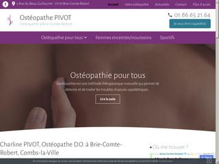 L'ostéopathie pour les enfants à Brie-Comte-Robert