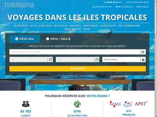 Réservez votre séjour à l'Île Maurice avec Hotelissima