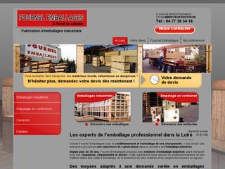 Fournel Emballage : votre partenaire en emballage industriel