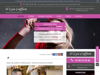 Salon de coiffure à Montsoult : D'Lyss Coiffure