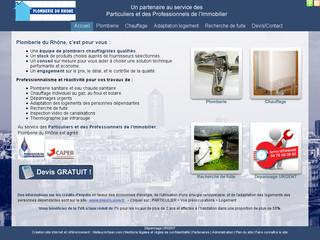 Bâtiment : Plomberie du Rhône à Villeurbanne (69)