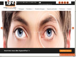 IFT-ART centre de formation privé en Tunisie