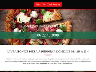 pizza rennes