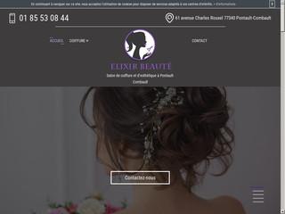 Élixir Beauté, salon de coiffure à Pontault-Combault