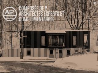 Architecte commercial et résidentiel Montréal - Adhoc Architectes