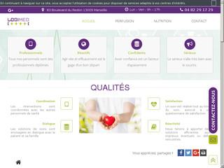 Assistance médicale à domicile à Marseille
