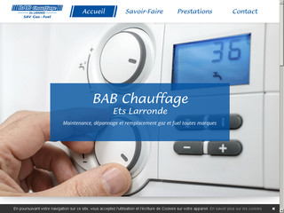 Chauffagiste Anglet, Biarritz, Tarnos, Bayonne - BAB Chauffage
