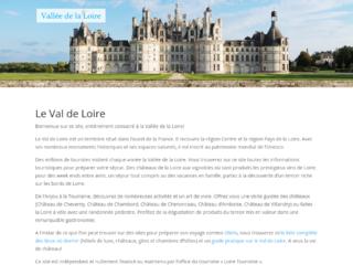 Séjourner dans la Vallée de la Loire