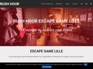 Escape Game sur Lille