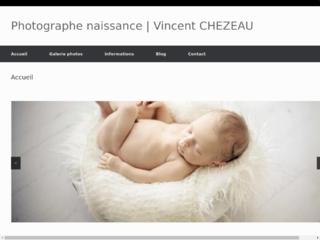 Photographe naissance   Vincent Chezeau