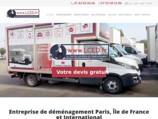 Le Centre Européen de Déménagement (LCED)