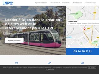 Créer votre site web à Dijon