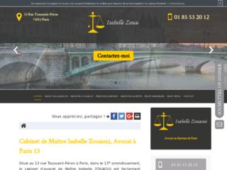 Votre avocat en droit du divorce à Paris 13