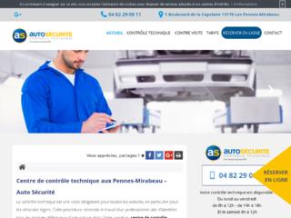 Contrôle technique à Les Pennes-Mirabeau : Auto Sécurité