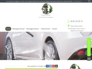 Lavage auto intérieur et extérieur à Villeneuve, Le Raton laveur 04